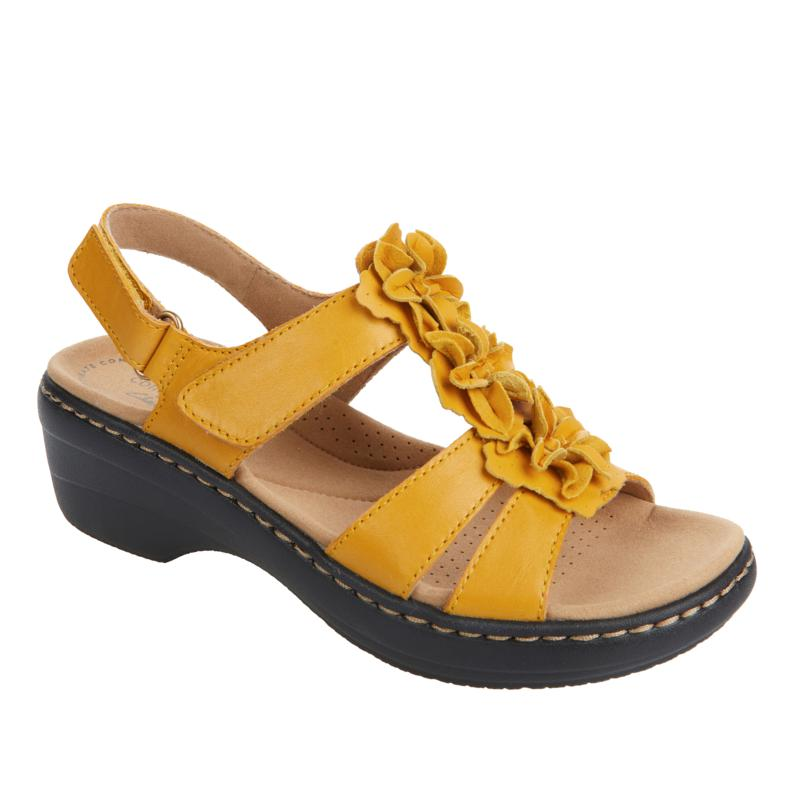 Clarks Collection Merliah Sheryl Floral Sandal
