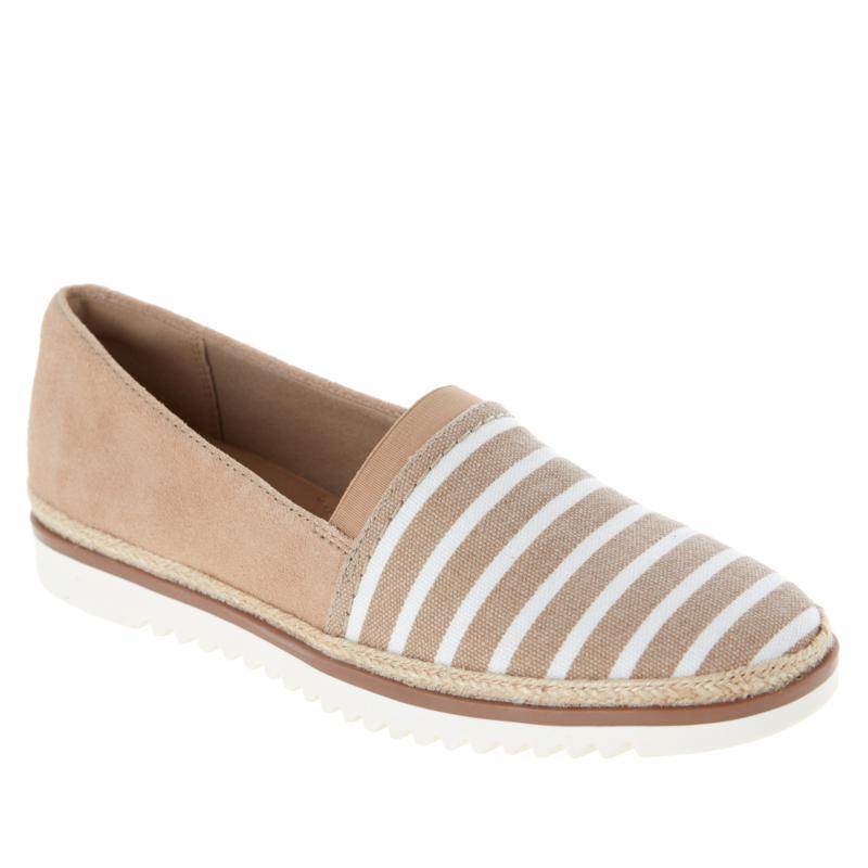 Clarks Collection Serena Paige Slip-On Espadrille Loafer