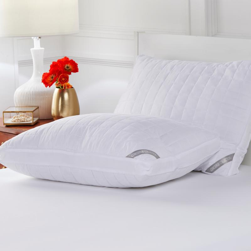 Concierge Collection 2-pack ComforDry™ Moisture-Wicking King Pillows