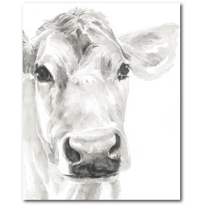 Courtside Market Farm Faces I Canvas Wall Art 16 x 20