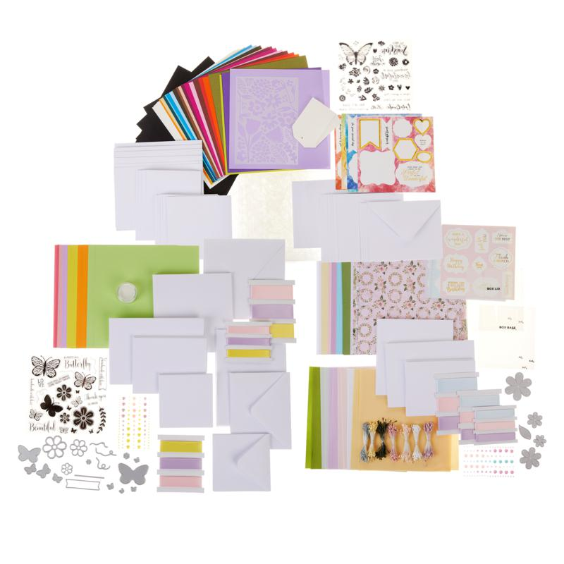 Crafter's Companion Set of 3 Subscription Boxes