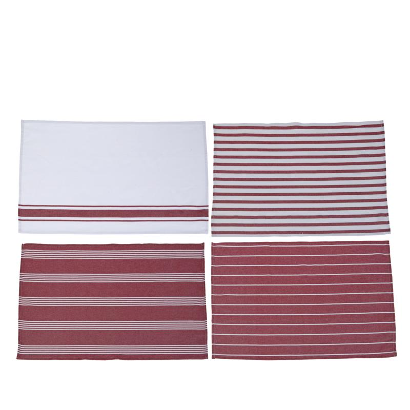 Curtis Stone Kitchen Towels 4-pack