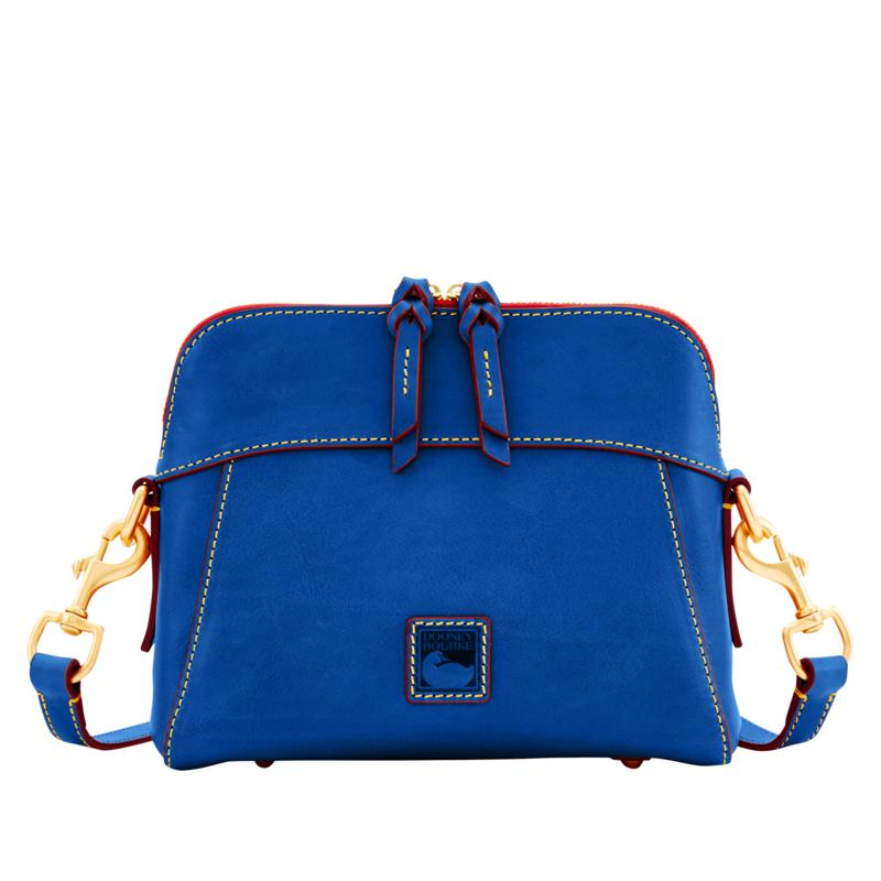 Dooney & Bourke Florentine Leather Cameron Crossbody - Neutrals