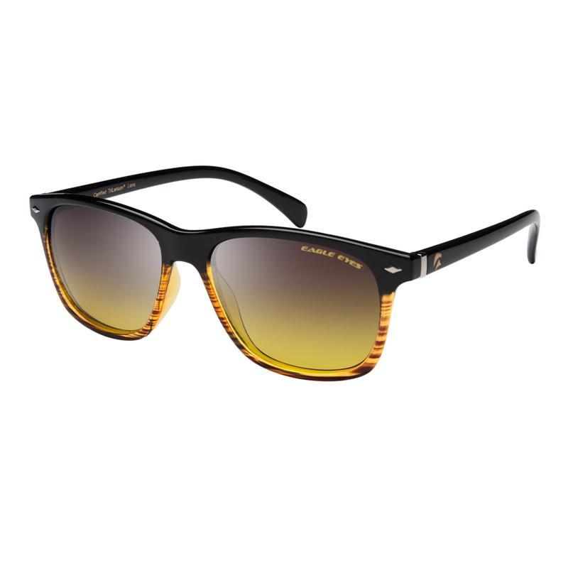 Eagle Eyes Razz Blonde TriLenium Polarized Sunglasses