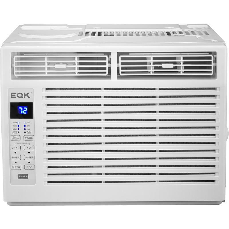 Emerson 5,000 BTU Window Air Conditioner with Remote Control