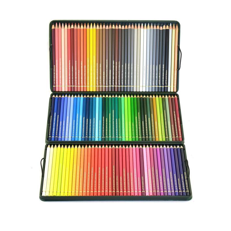 FABER-CASTELL Polychromos Colored Pencil Set of 120