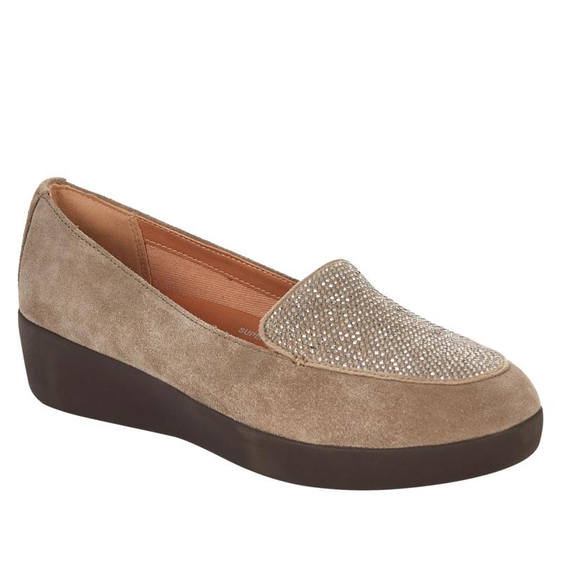 FitFlop Crystal Sneaker Loafer