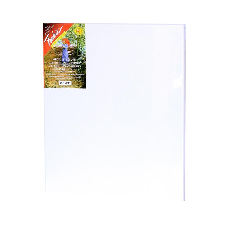 """Frederix Red Label Stretched Cotton Canvas - 20"""" x 24"""""""