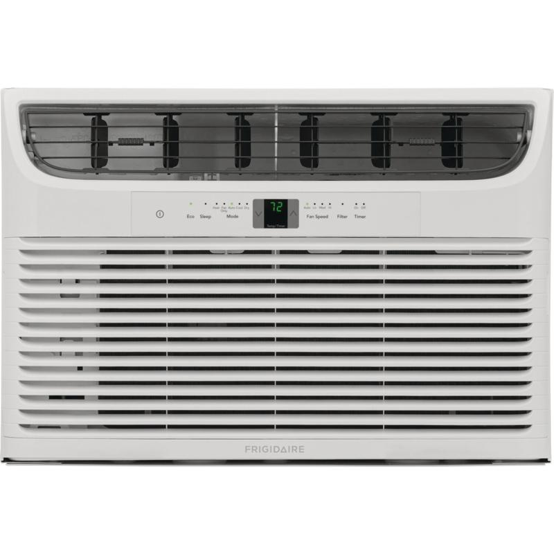 Frigidaire 11,000 BTU Window Air Conditioner with Heat and Chassis