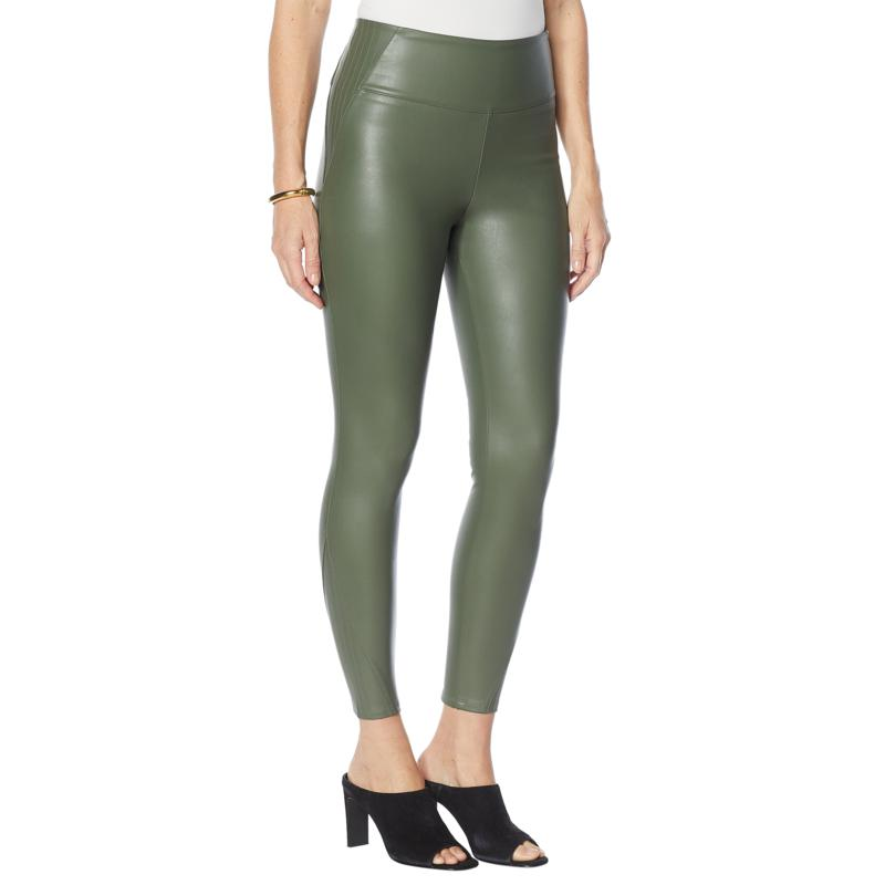 G by Giuliana Faux Leather Legging