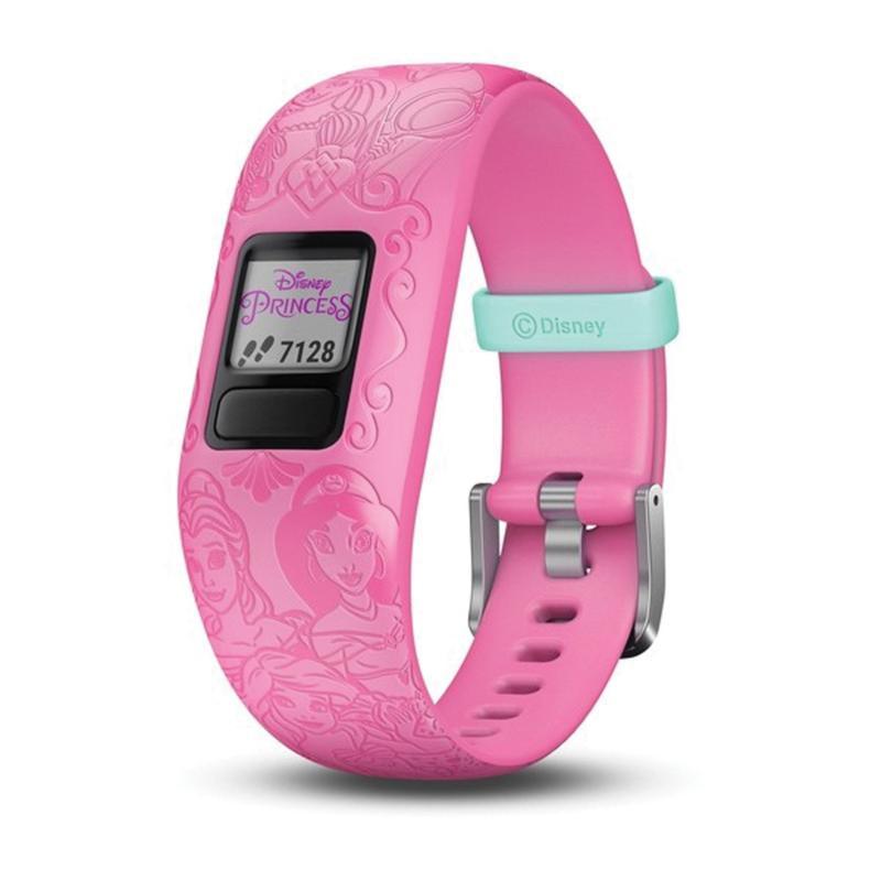 Garmin Vivofit Jr. 2 Disney Princess Fitness Tracker in Pink