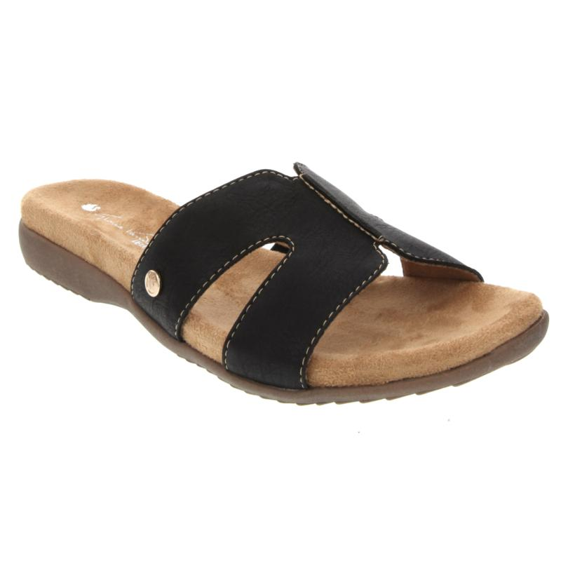 Gloria Vanderbilt Odin H-Strap Sandal