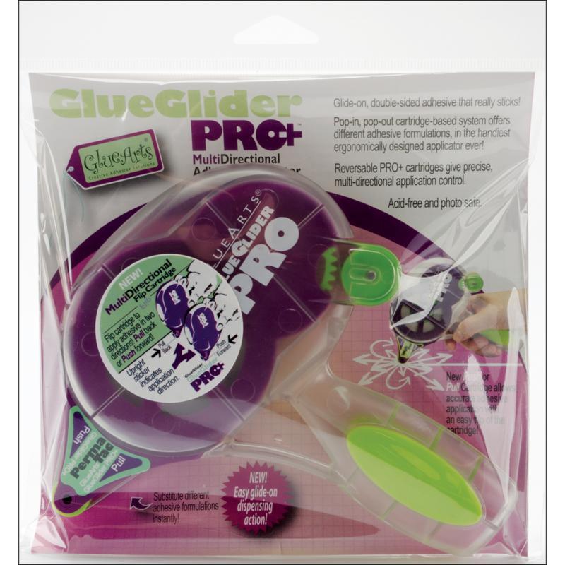 """GlueGlider Pro Plus Dispenser - 1/4"""" x 40' Perma Tac"""