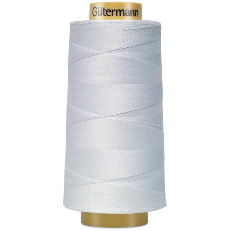 Gutermann Natural Cotton Thread - White