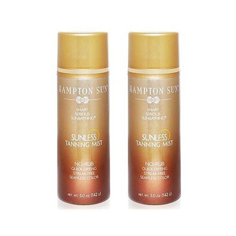 Hampton Sun Sunless Tanning Mist Duo