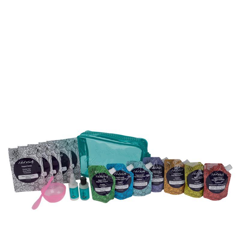 Head Kandy Support Group 14-piece Hair Treatment Set