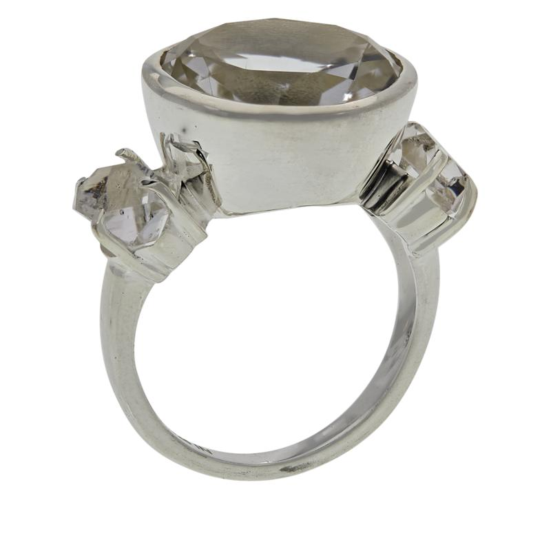 Herkimer Diamond with Sterling Silver 0183