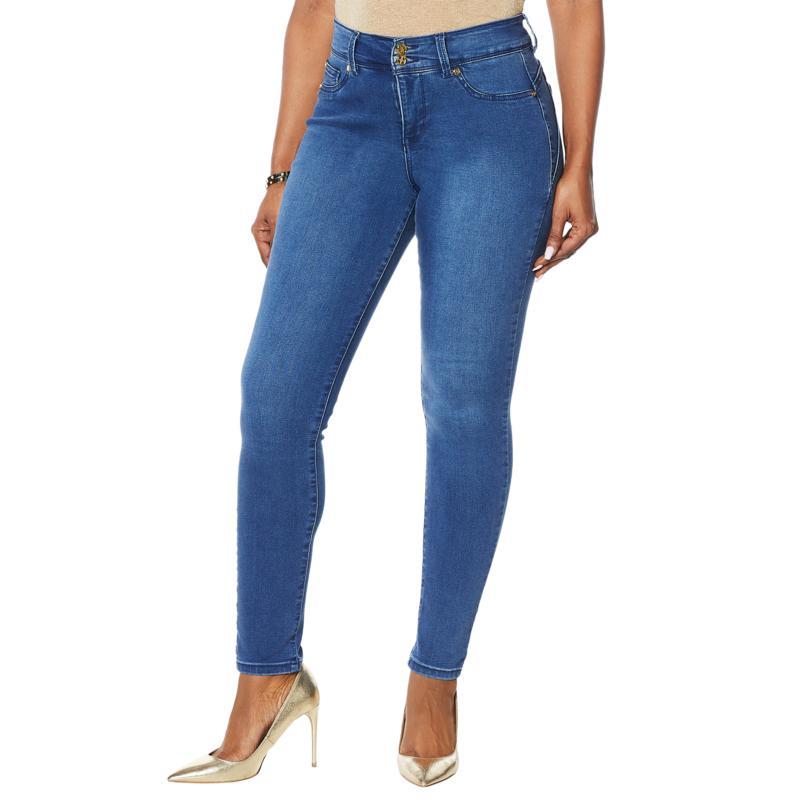 IMAN Global Chic Luxury Resort 360 Slim Skinny Jean - Basic