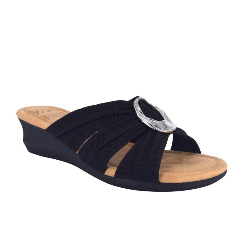 Impo Geneen Slide Sandal with Memory Foam