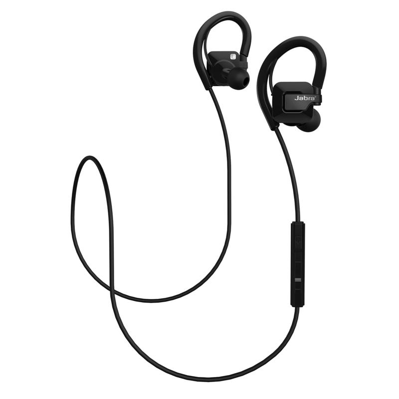 Jabra Step Bluetooth Stereo Earbuds in Black