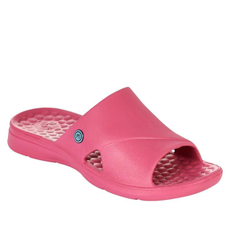 joybees Lounge Slide Sandal