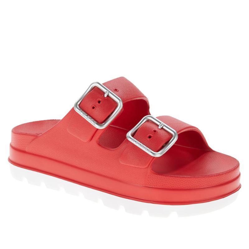 J/Slides NYC Simply Platform Slide Sandal