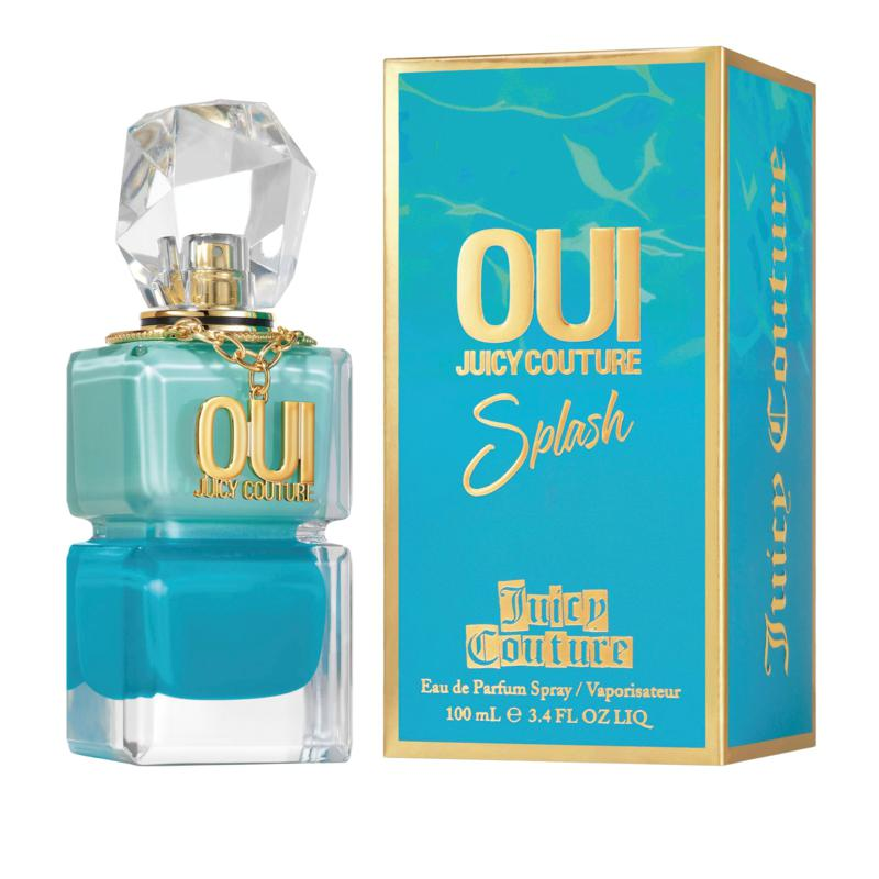 Juicy Couture 3.4 Fl. Oz. Oui Splash EDP