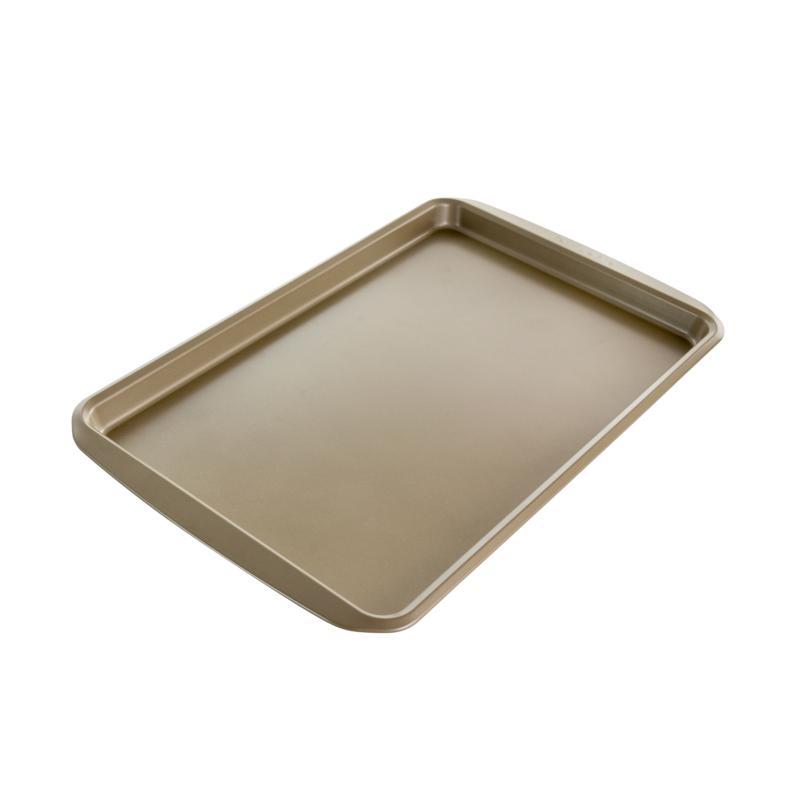 Kenmore Elite 15 Inch Nonstick Carbon Steel Rectangular Cookie Sheet