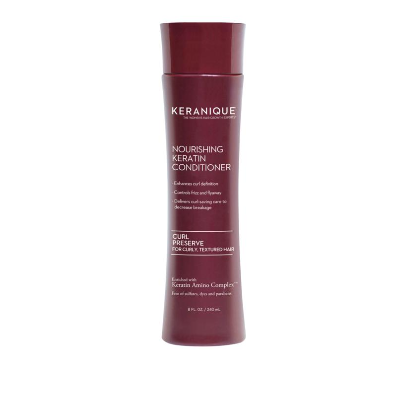 Keranique Curl Preserve Conditioner