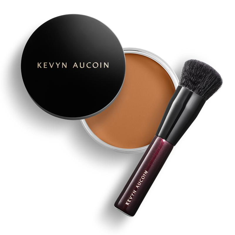 Kevyn Aucoin Deep FB 13 Foundation Balm with Brush