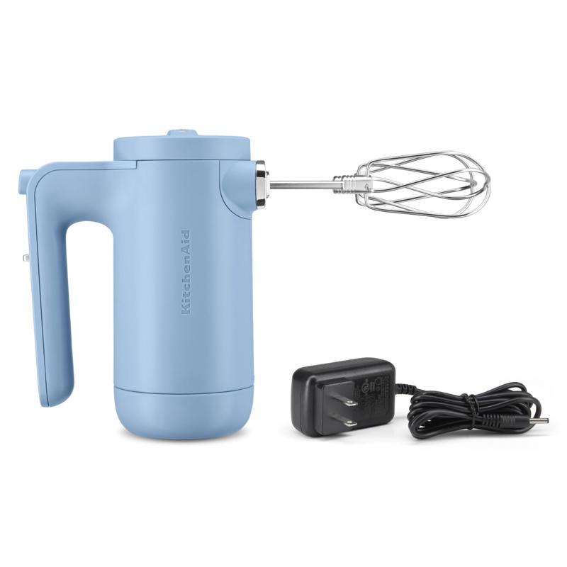 Kitchenaid Cordless 7 Speed Hand Mixer Blue Violet 9469478 Hsn