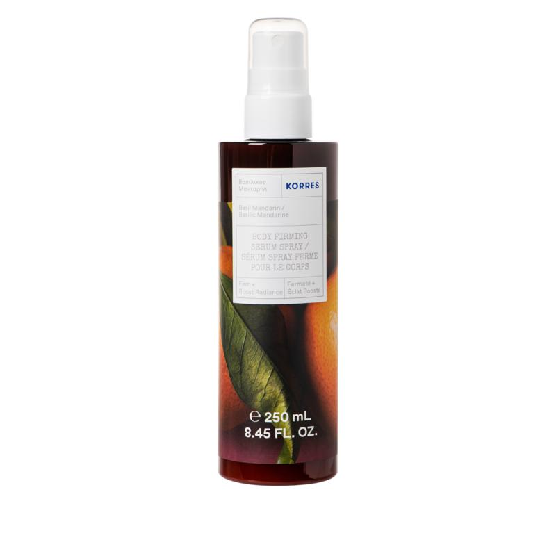 Korres Basil Mandarin Body Firming Serum Spray Auto-Ship®