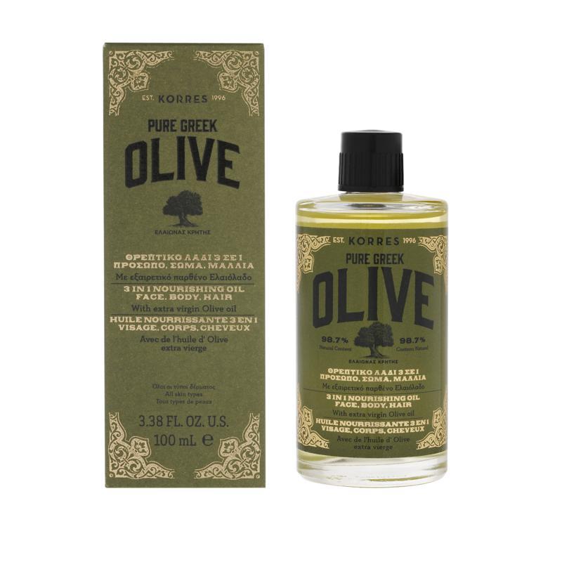 Korres Greek Olive Oil 3-in-1 Nourishing & Anti-Aging Oil Auto-Ship®