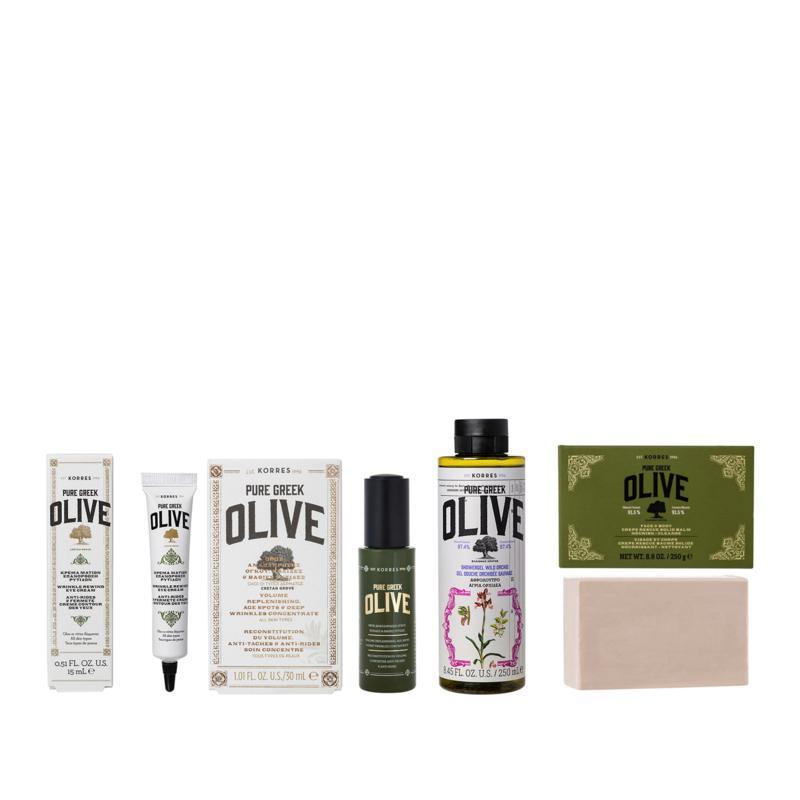 Korres Nicole's Olive Favorites 4-piece Collection