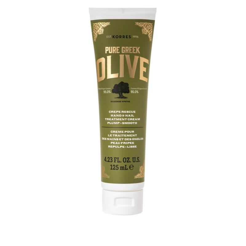 Korres Olive Oil Crepe Rescue Hand & Nail Cream