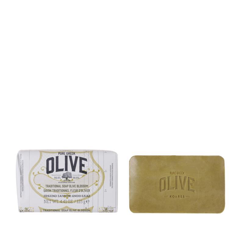 Korres Pure Greek Olive Oil & Blossom Bar Soap