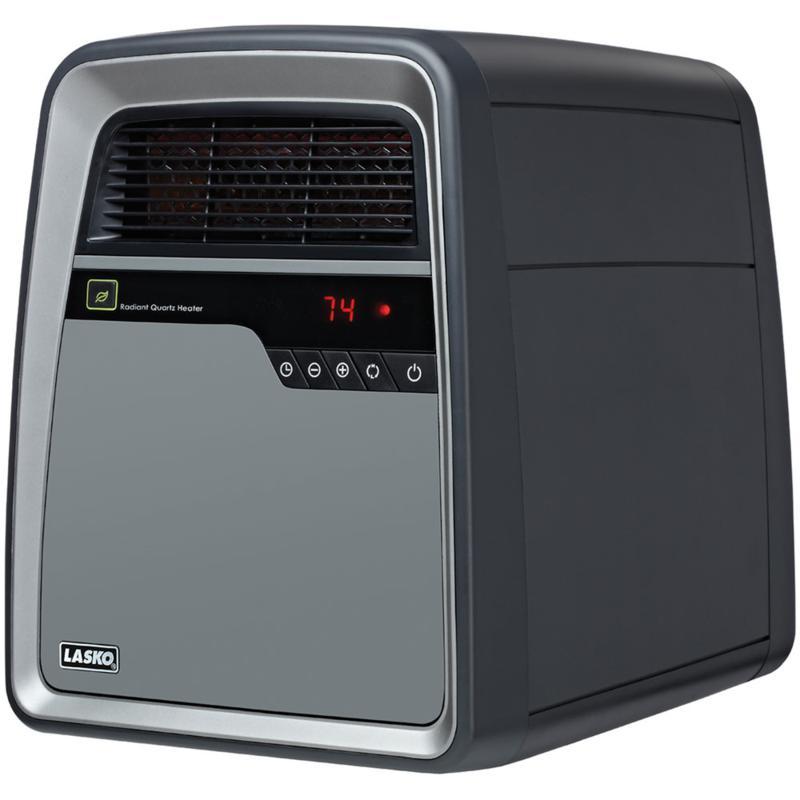 Lasko Cool-Touch Infrared Quartz Heater with Remote