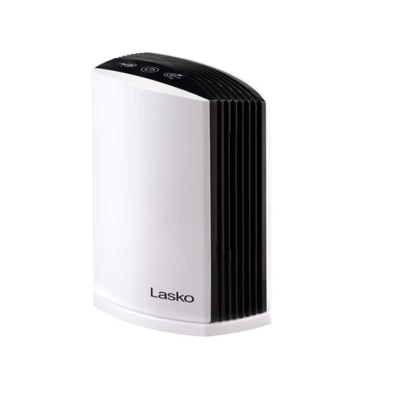Lasko HEPA Desktop Air Purifier with Timer
