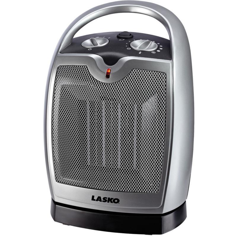 Lasko Safe-Heat Oscillating Ceramic Heater