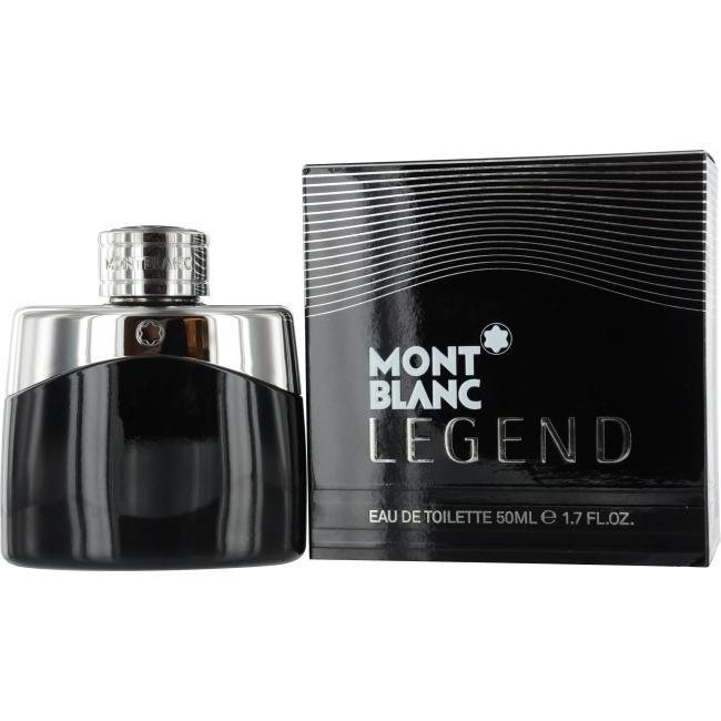 Legend by Mont Blanc - EDT Spray for Men 1.7 oz.