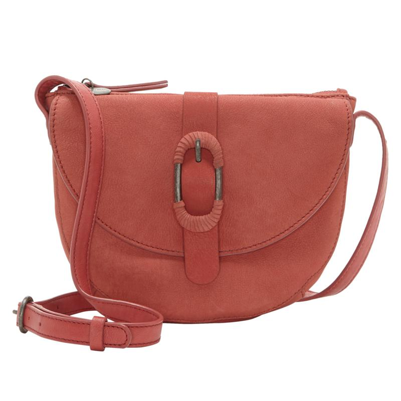 Lucky Brand Ason Leather Small Crossbody
