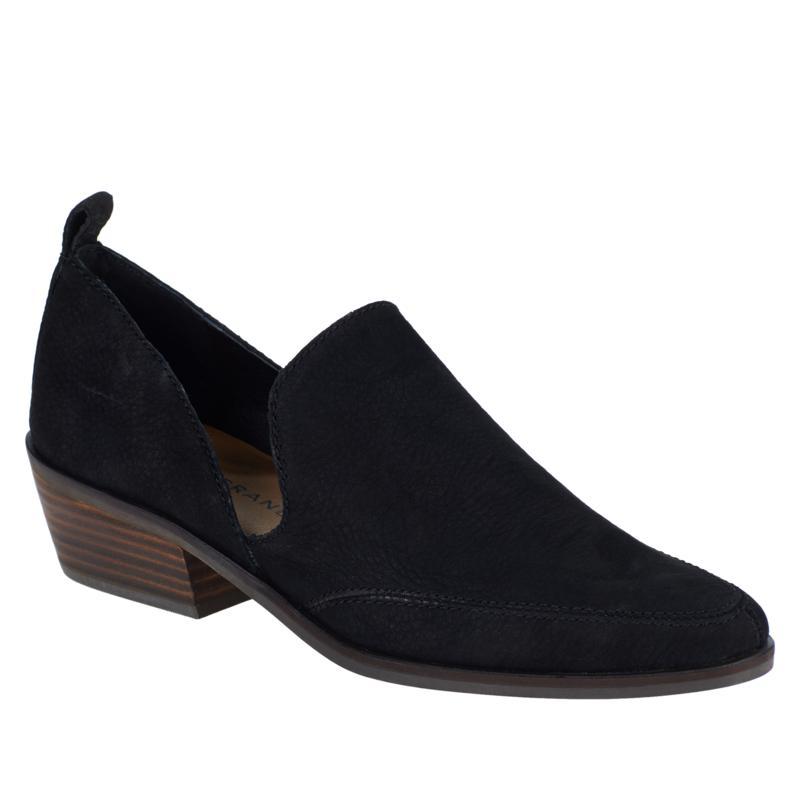 Lucky Brand Mahzan Slip-On Nubuck Leather Loafer