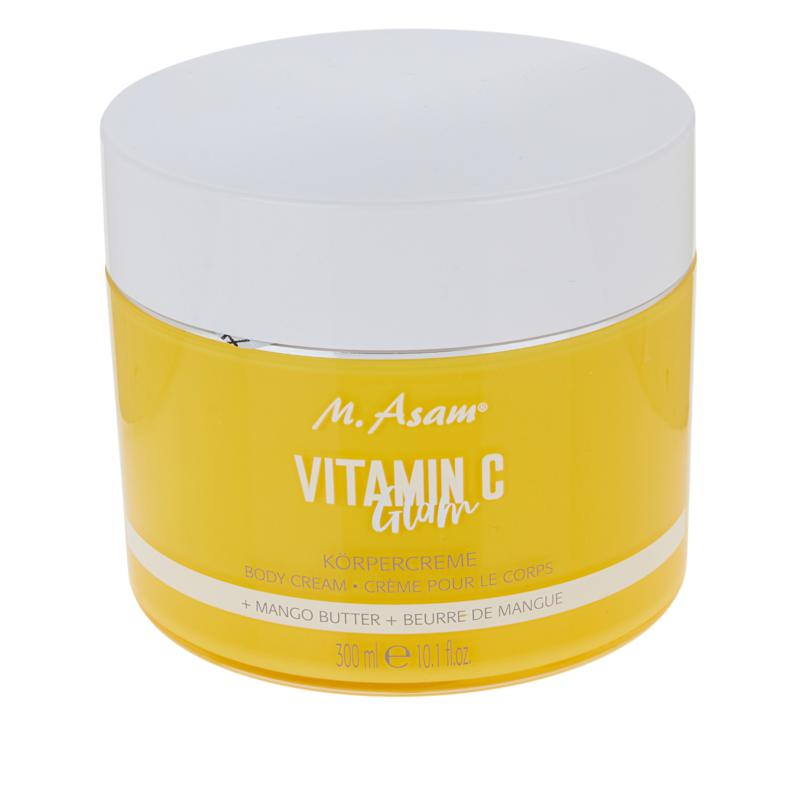 M. Asam 10.1 fl. oz. Vitamin C Glam Body Cream