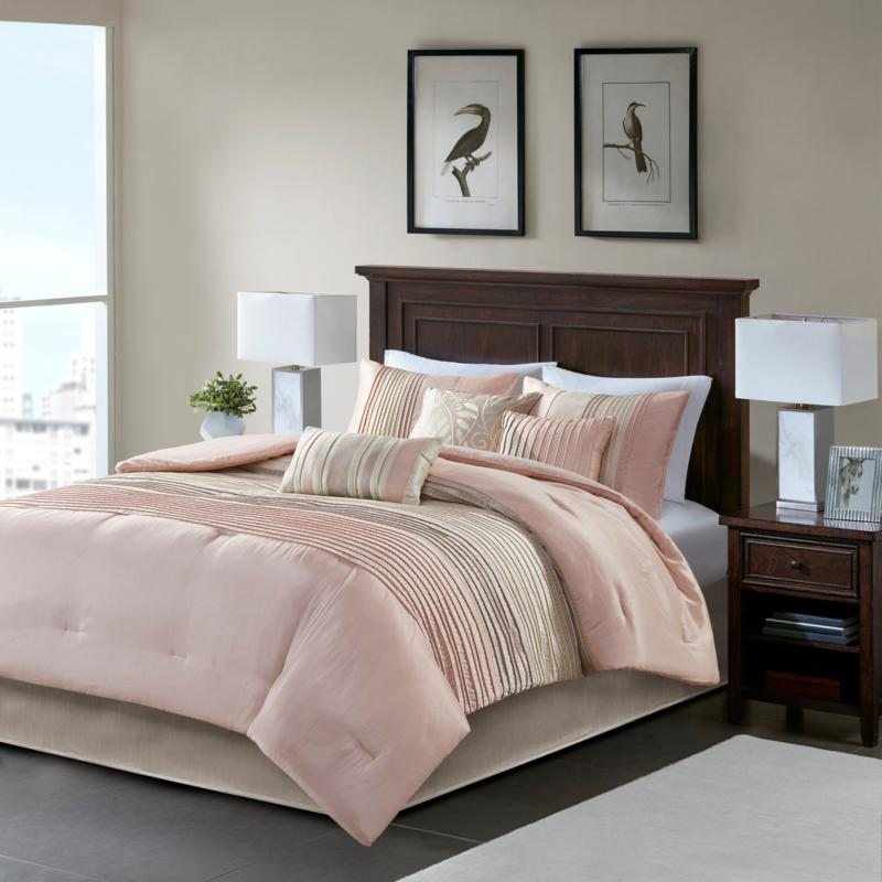 Madison Park Amherst 7 Piece Comforter, Madison Park Bedding Website