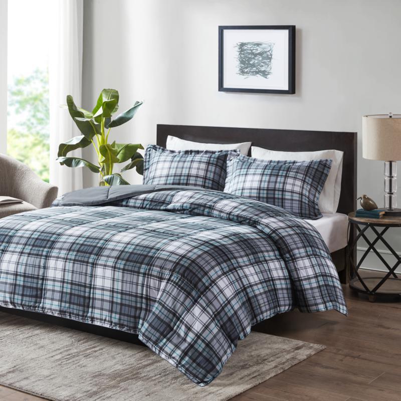 Madison Park Essentials Parkston 3M Comforter Set Twin/Twin XL