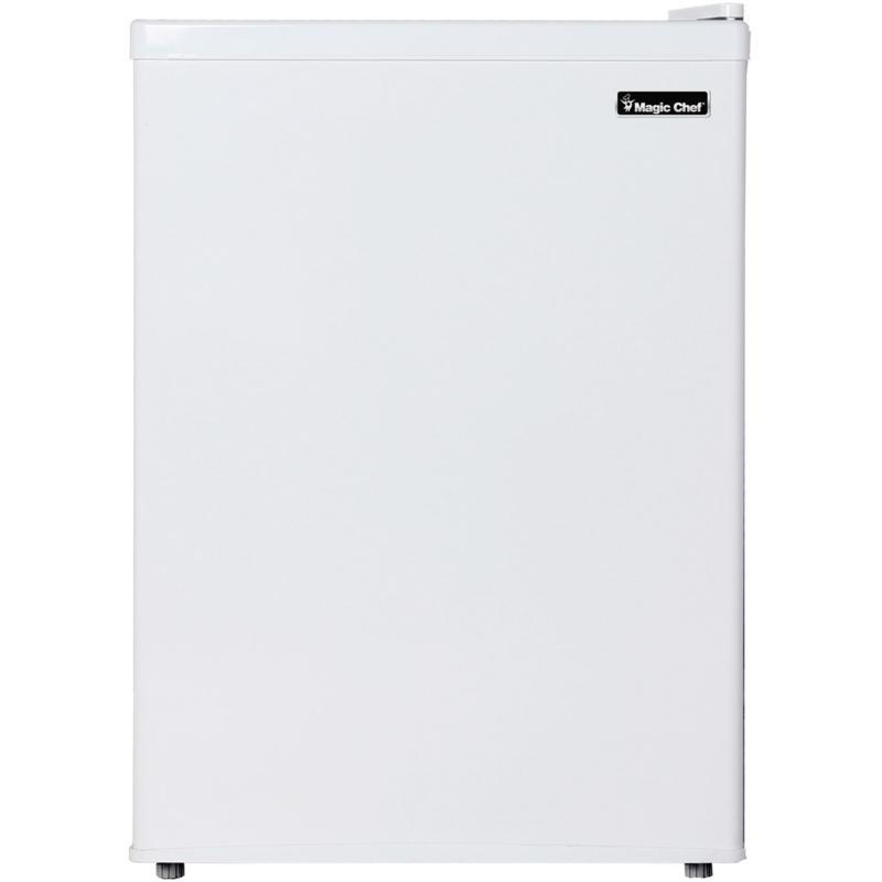 Magic Chef 2.4 Cu. Ft. w/Half-Width Freezer Compact Refrigerator