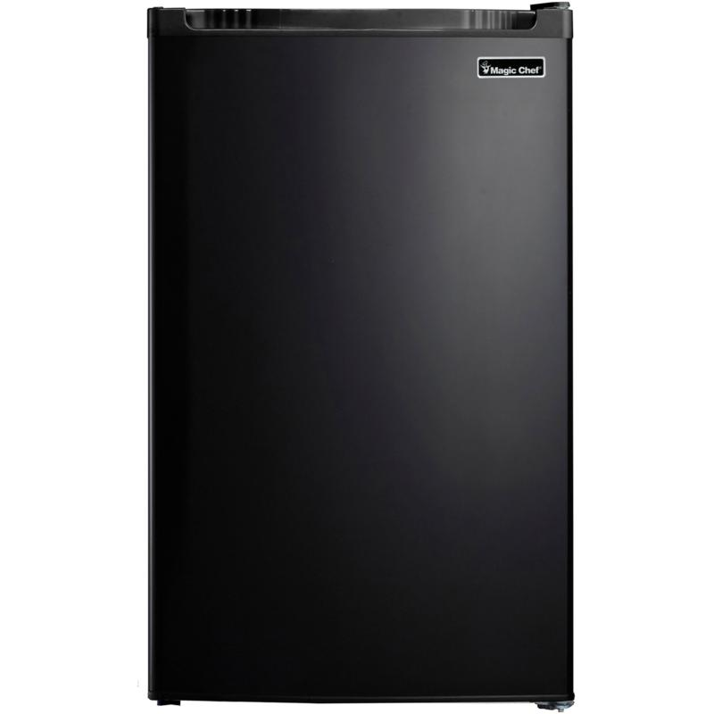 Magic Chef 4.4 Cu. Ft. w/Full-Width Freezer Compact Refrigerator