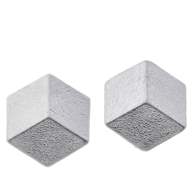 MarlaWynne Geometric Stud Earrings