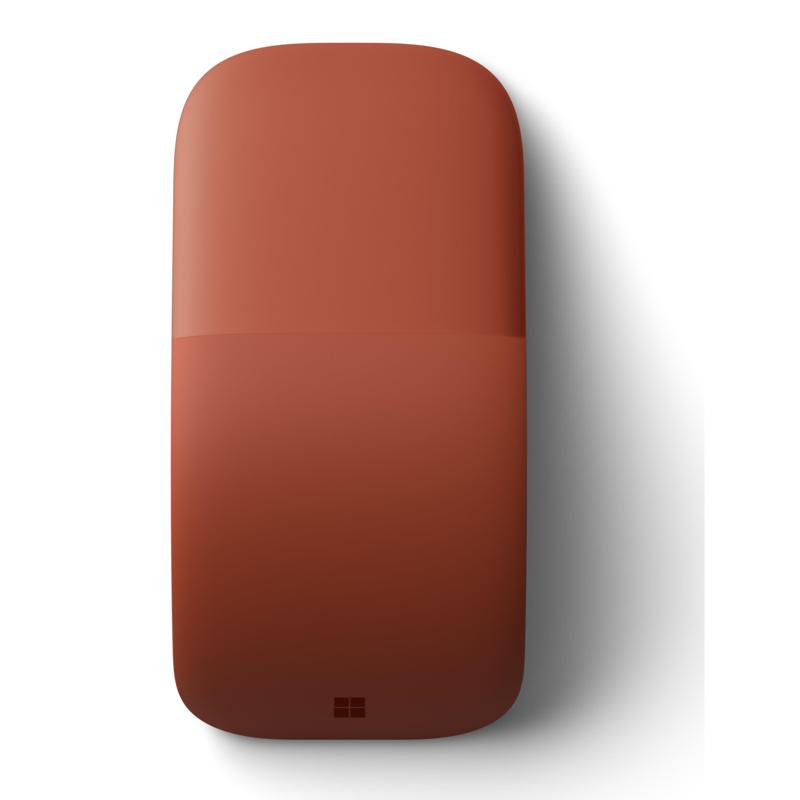 Microsoft Surface Arc Mouse in Coral