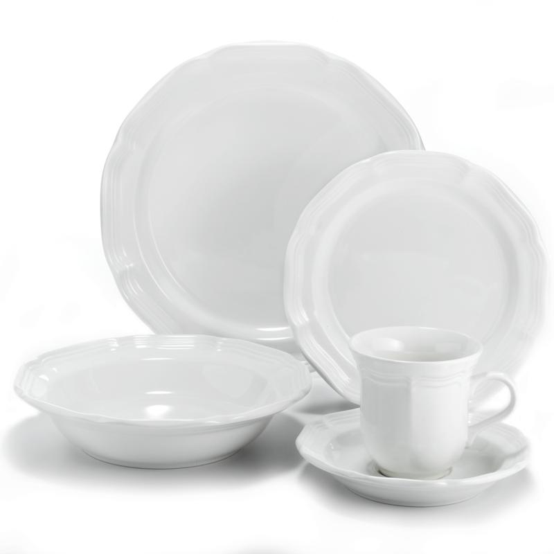 Mikasa French Country White 5-piece Place Setting